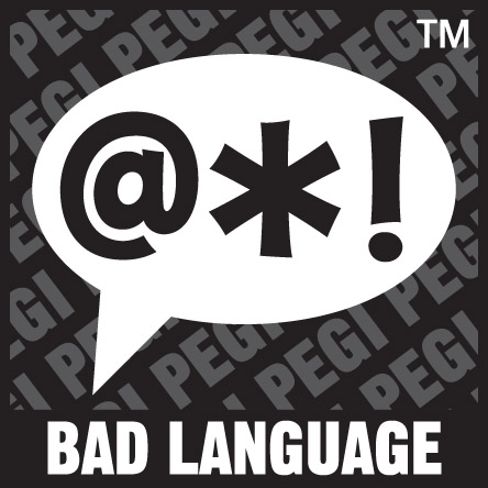 PEGI Bad language