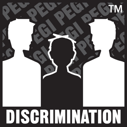 PEGI Discrimination